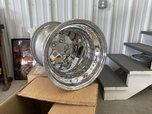Weld Racing Alumastars 2.0 15 x 16  for sale $975