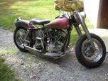 1958 Harley Davidson FLH Panhead  for sale $6,800