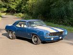 1969 Chevrolet Camaro  for sale $62,500