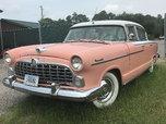 1955 Hudson Hornet  for sale $11,000