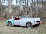 1957 MG MGA  for sale $14,000