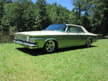1963 Chrysler Newport 2 Dr Hard Top