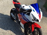 2015 Honda CBR1000RR  for sale $9,200