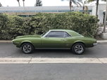 1968 Pontiac Firebird  for sale $31,500