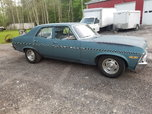 1972 Chevrolet Nova  for sale $6,000