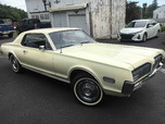 1968 Mercury Cougar  for sale $14,900