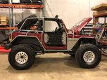 2012 Jeep Wrangler Sport - Exoskeletal Rock Climber  for sale $26,000