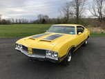 1970 Oldsmobile 442  for sale $48,900