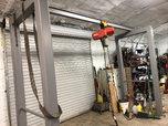 Dayton electric 1/2 ton chain hoist 120v model #9K601E  for sale $1,300