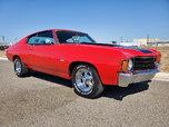 1972 Chevrolet Chevelle  for sale $25,000