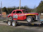 1946 MERC STOCK CAR  for sale $5,500