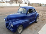 1948 Chevrolet Stylemaster Series  for sale $10,500
