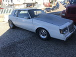 1984 Buick Regal roller   for sale $7,500