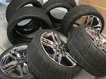 Corvette Wheels and Tires  for sale $1,985