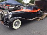 1936 Duesenberg Model J  for sale $249,000