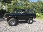 1987 Chevrolet Blazer  for sale $10,000