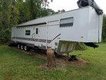 $13,999k 37' Play-Mor 5th wheel Toy hauler Camper/Trailer  for sale $13,999