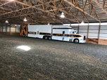 1993 Peterbilt 377 w/ 48' Dorsey liftgate stacker  for sale $80,000