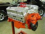 388 Stroker, Easgle Crank & Rods, Aluminum Heads (New)