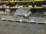 Raw aluminum plate