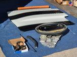 Super Rare 1969 Camaro Z28 Cross Ram Setup with Quads &   for sale $16,000