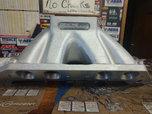 Edelbrock big victor 2 #28009 CNC manifold  for sale $800