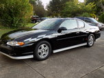 2001 Chevrolet Monte Carlo  for sale $18,000