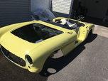 Original 1956 Corvette Body (body only)  for sale $11,000