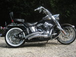 2013 heritage softail classic   for sale $13,800