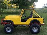 1975 Jeep CJ5  for sale $9,500