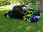 1941  Willys  for sale $92,000