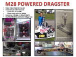 Battery Powered JR Dragster  for sale $3,500