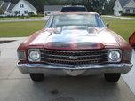 1972 Chevrolet El Camino  for sale $6,500
