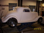 34 FORD KIT CAR PROJECT F/S TRADE