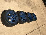BMW E46 OZ Racing Wheels  for sale $150