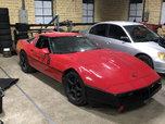 1990 Corvette Track Car  for sale $8,000