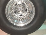 16×16 wheels with tires  for sale $900