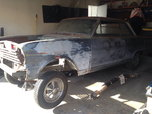 1963 Chevrolet Chevy II  for sale $5,777