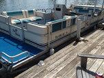1989 Palm Beach Pontoon  for sale $6,500