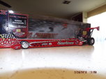 Kenny Bernstein 1:24 scale racing champoins dragster  for sale $30