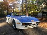 Porsche 944 race car  for sale $9,500