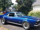 1967 Chevrolet Camaro  for sale $63,000