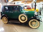 1929 Model A Sedan  for sale $18,500