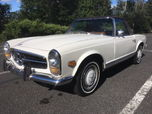 1969 Mercedes-Benz 280S  for sale $22,300