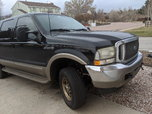 2002 Ford Excursion 7.3L Diesel Limited Ed   for sale $13,000