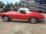 mint and restored original 1962 Corvette  for sale $56,500