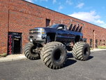 monster truck ride truck and hauler  for sale $120,000