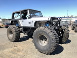"632"" Rear Engine Mega Jeep  for sale $75,000"