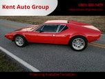 1972 DeTomaso Pantera  for sale $79,900