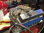 SBC DONOVAN All aluminum race motor